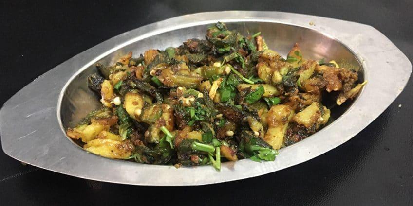 Alloo Bhindi Sabji