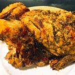 Arabic Roast Chicken