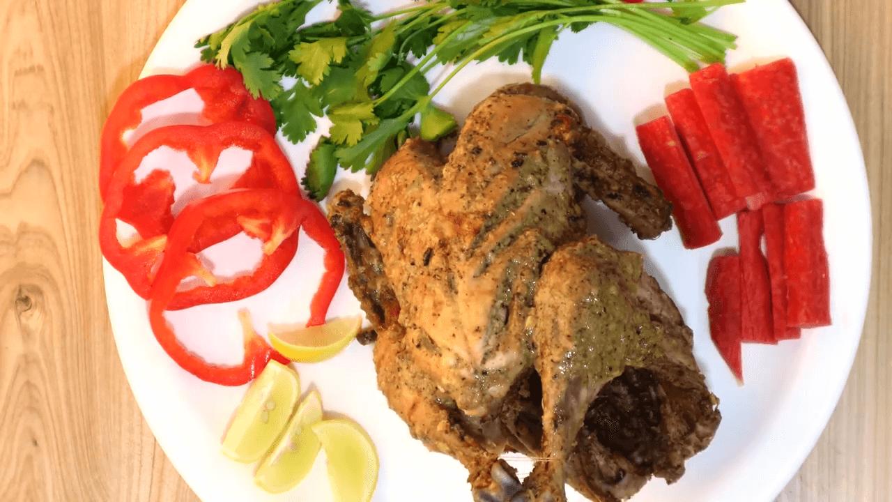 Arabic Roast Chicken step-5