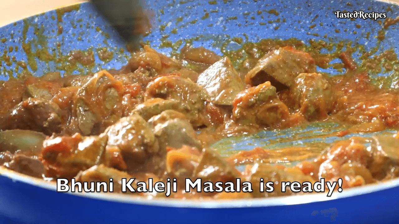 Bhuni Kaleji Masala step-5