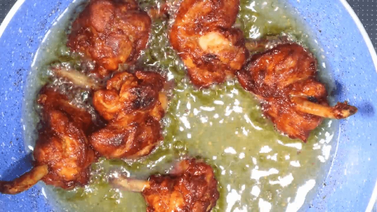 Crispy Chicken Lollipop step-4