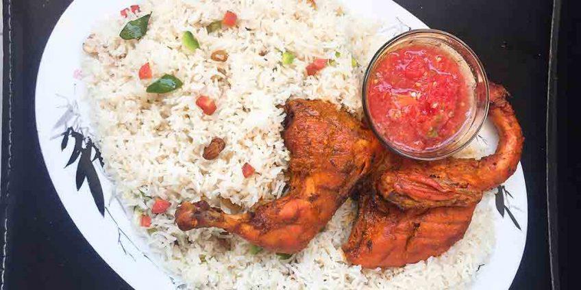 Indian Style Arabic Chicken Mandi Mandi Dajaj Tasted Recipes