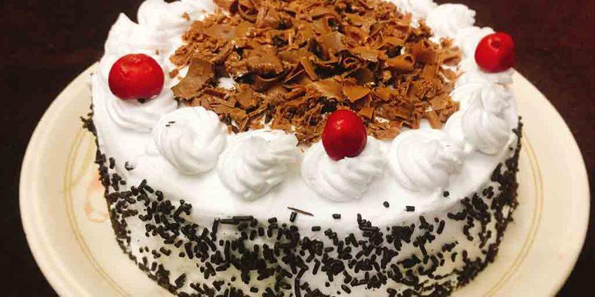 Surprising Chocolate Cherry Cake Choco Cherry Cake Tasted Recipes Birthday Cards Printable Giouspongecafe Filternl