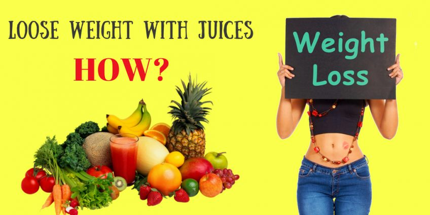10 fruit juice recipes to loose weight