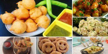 40 Easy Potato Snacks To Cook Under 30 Minutes