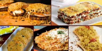 20+ Maggi Recipes By Indian Moms to Try