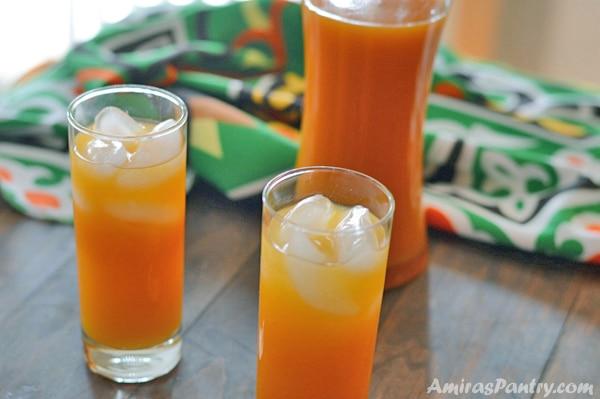 apricot juice recipe