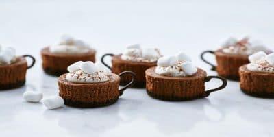 hot cocoa chocolate minis
