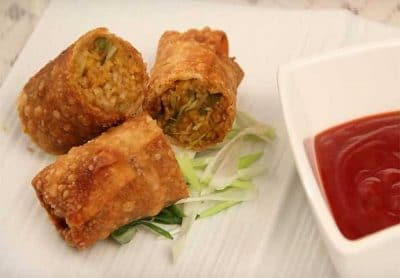 maggi noodle spring roll