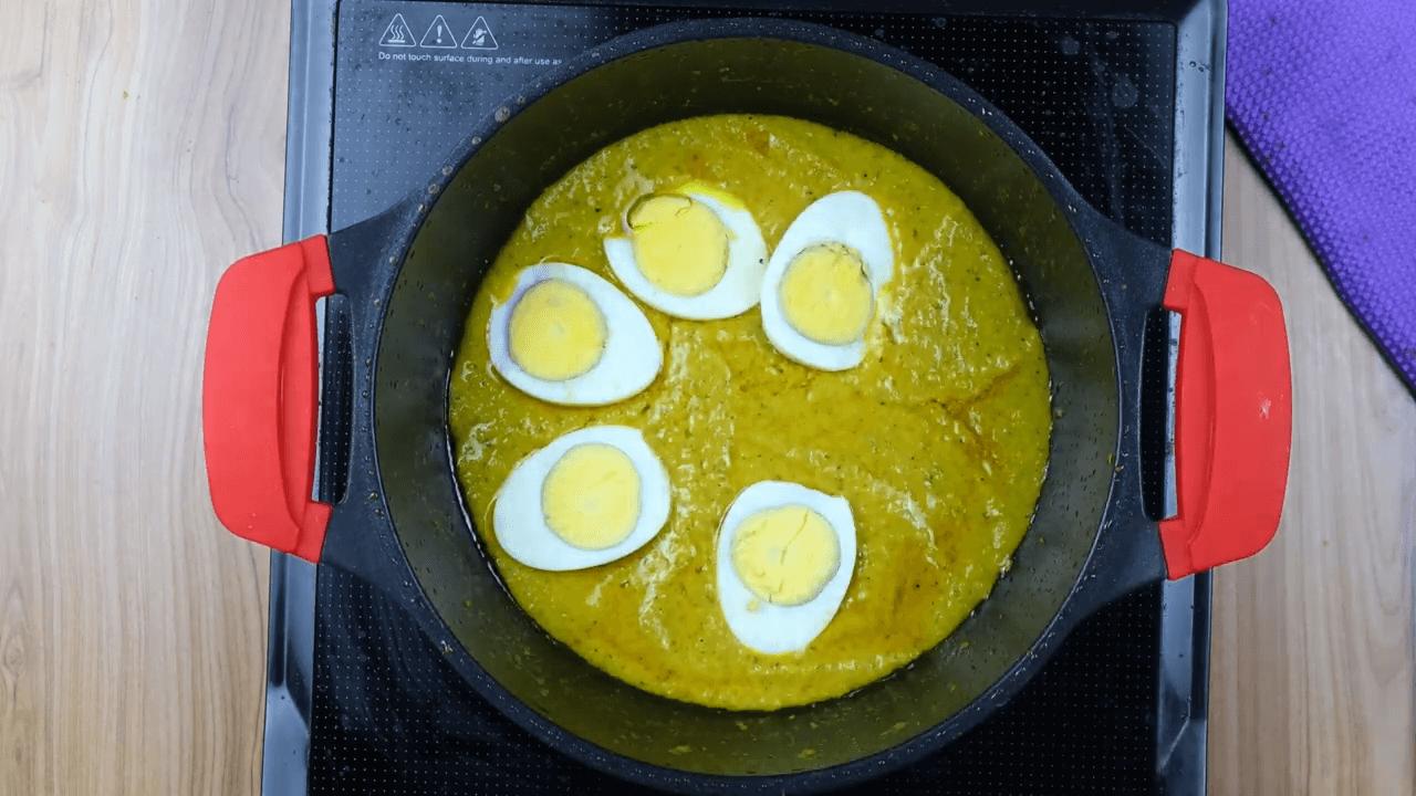 Egg Malai Curry step-3