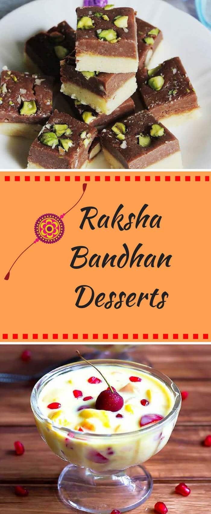 rakhi recipes