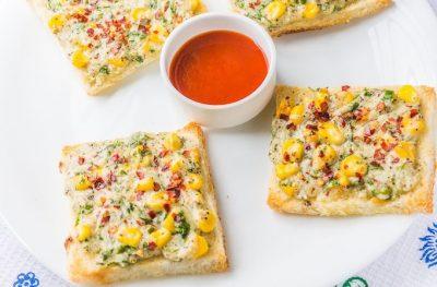 Cheese-Chilli-Toast