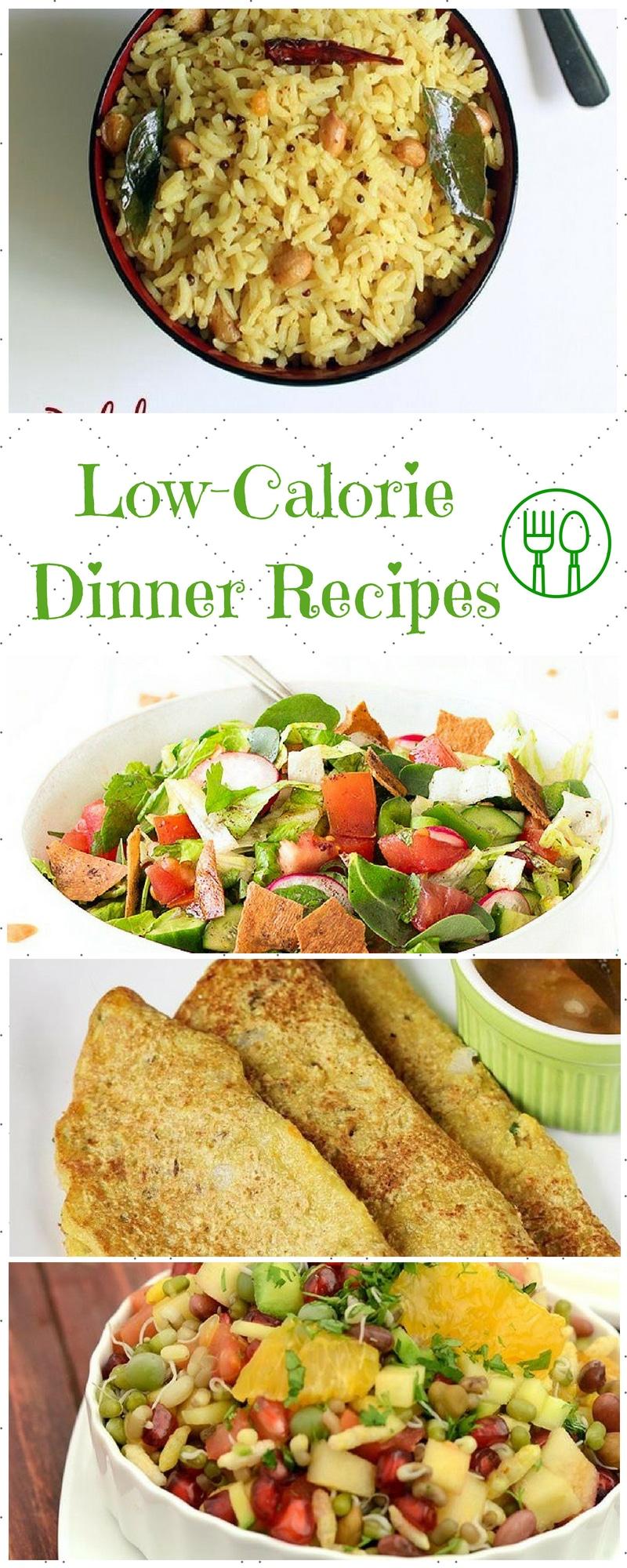 light dinner recipes