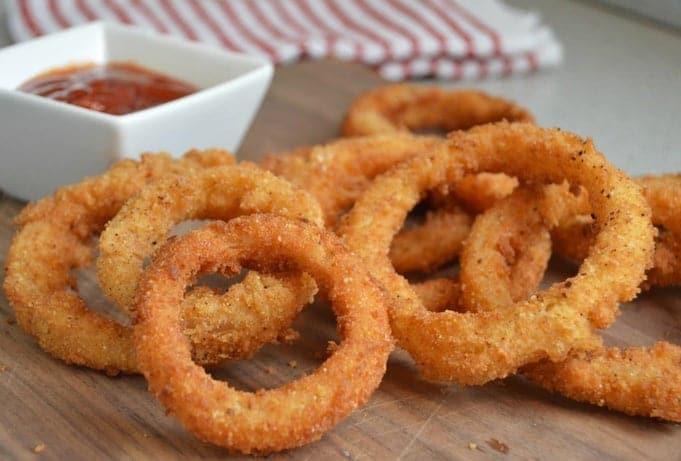 Deep Fried Foods