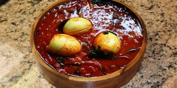 Egg Gravy Masala Recipe