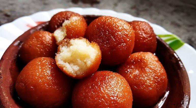 bread jamun