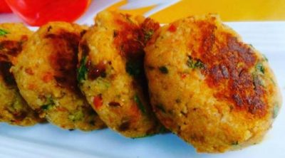 leftover chapati cutlet