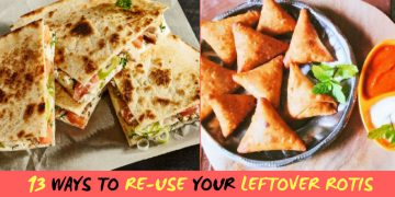 14 Yummy Treats With Leftover Chapati