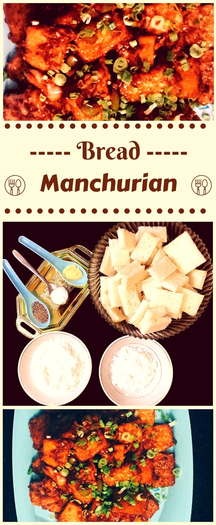 Bread Manchurian