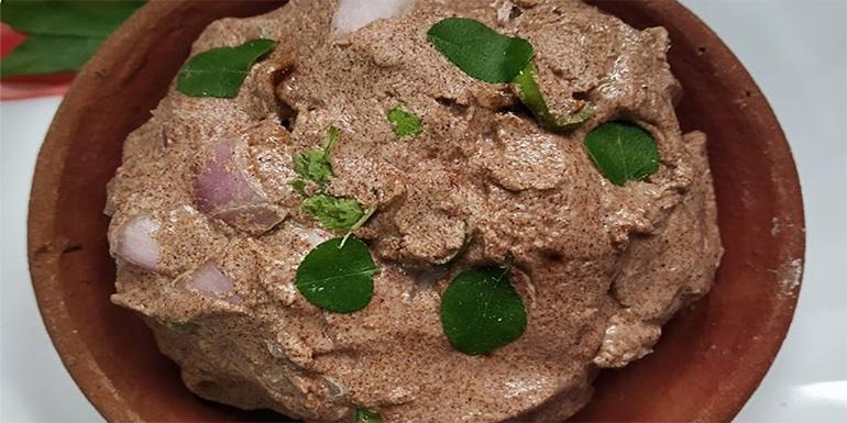 Ragi Adai recipe