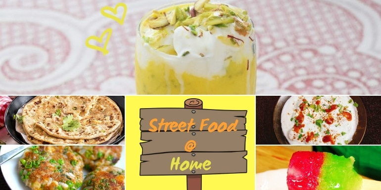 Saturday Street Food recipes
