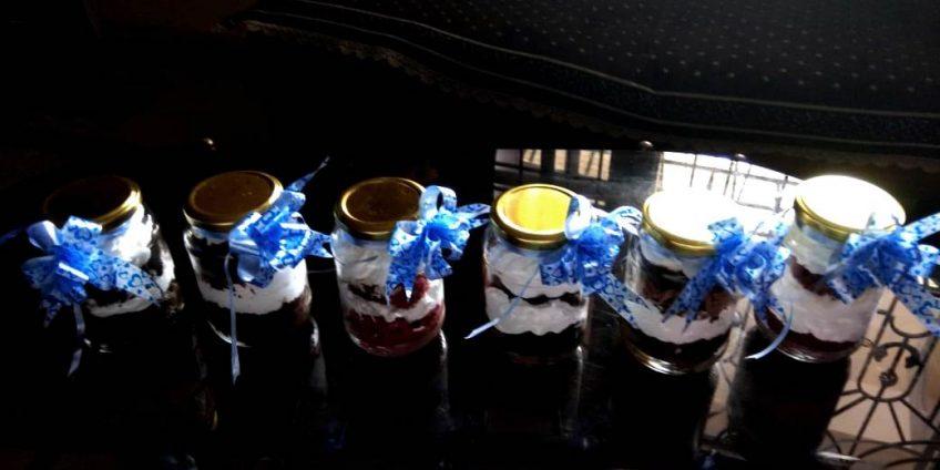 Jar Dessert