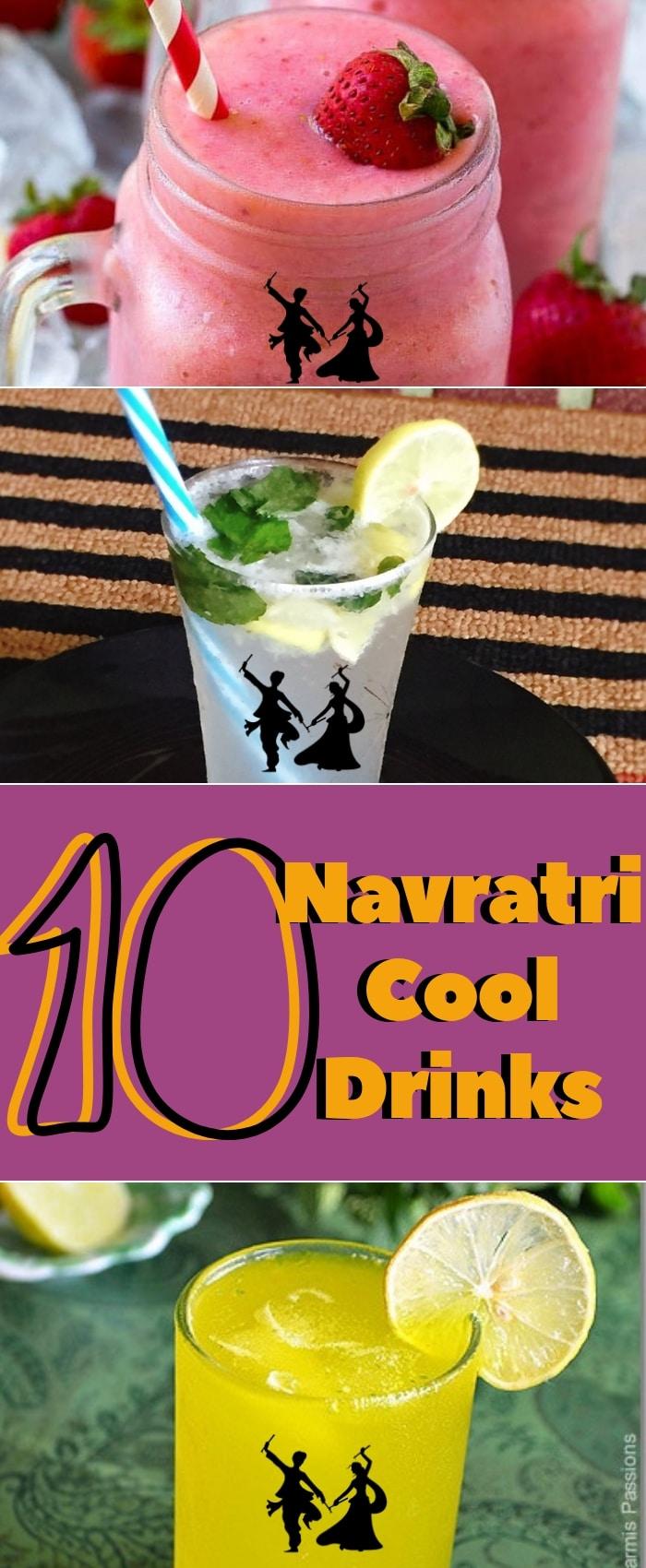 10 Refreshing Drinks