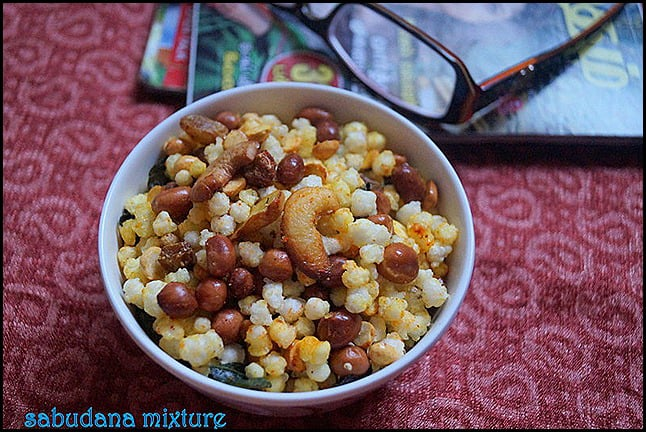 Sabudana Recipes