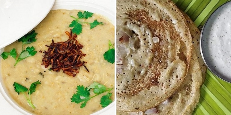 Indian Whole Grain Recipes