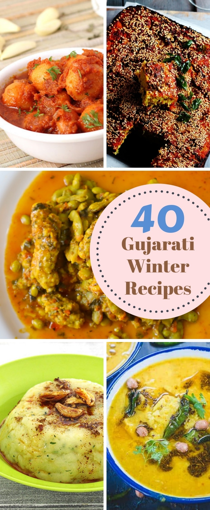gujarati winter recipes