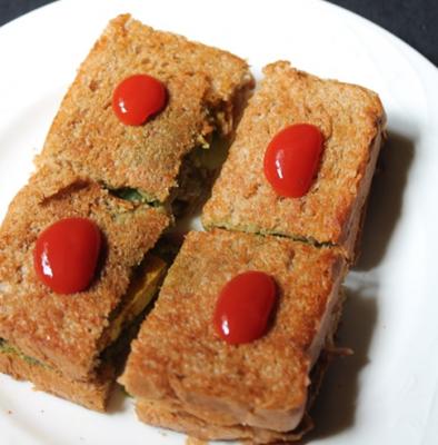 veg sandwiches