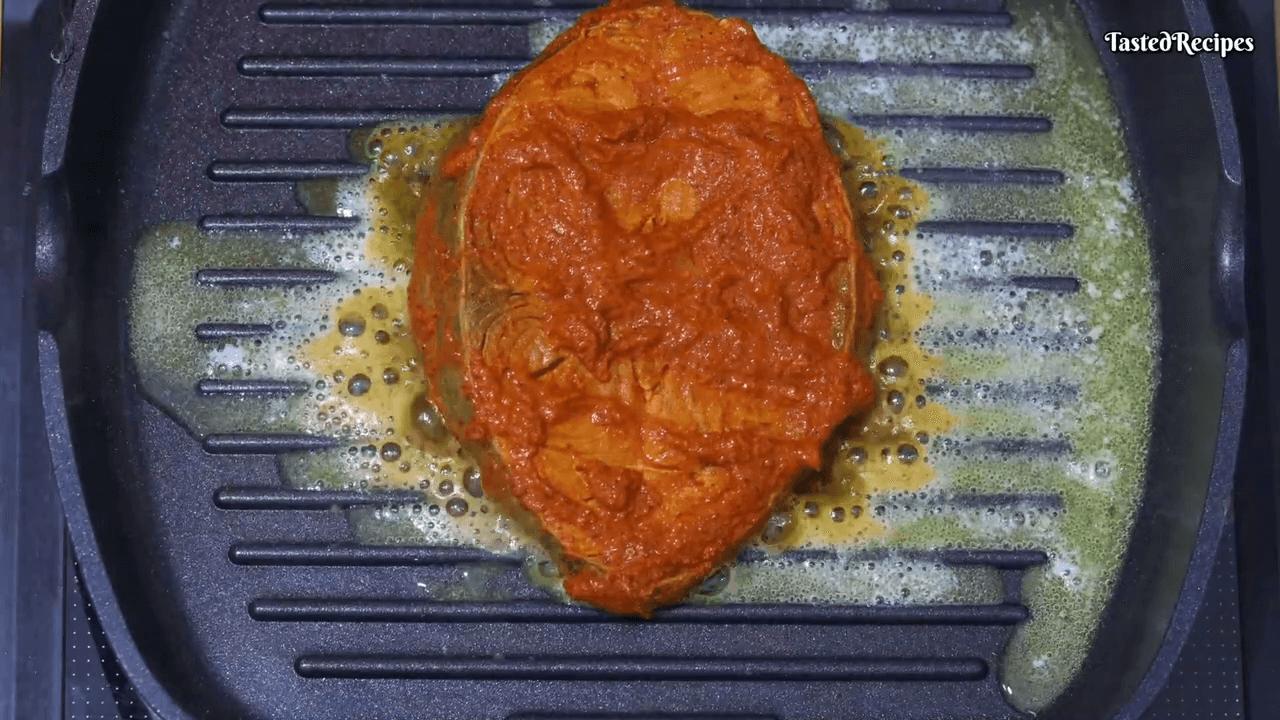 King Fish Shallow Fry step-3
