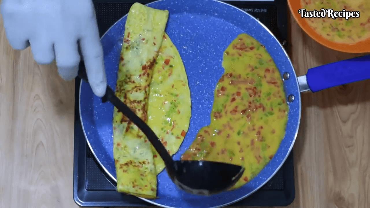 Korean Egg Roll step-4