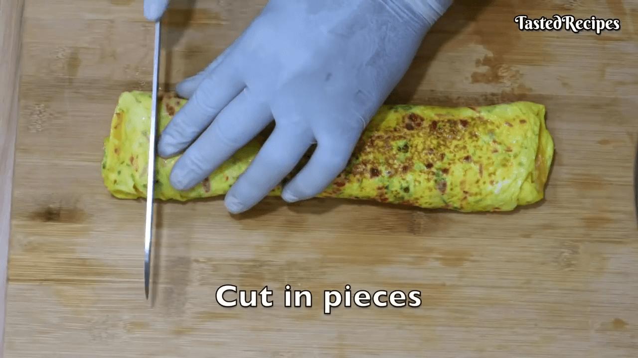 Korean Egg Roll step-5