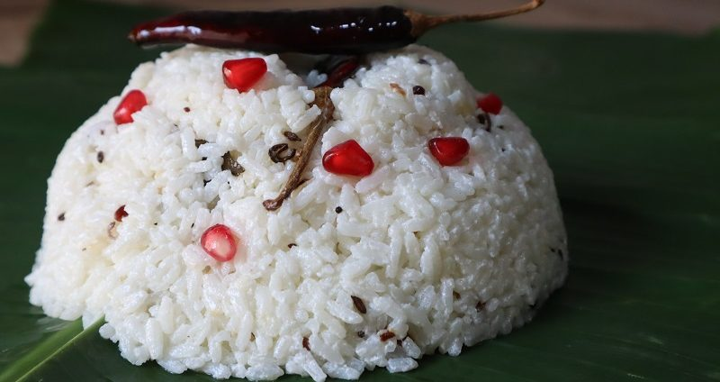 South Indian Curd Rice