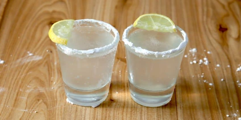 lemon drop shots