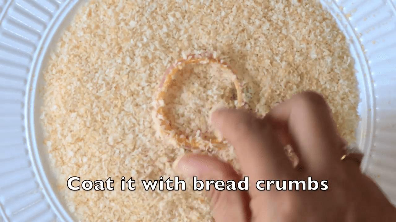 Crispy Onion Rings step-2