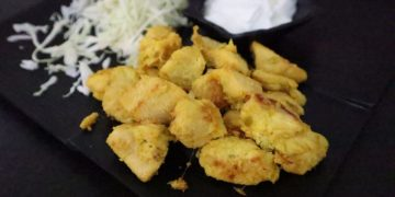 Saffron chicken tikka