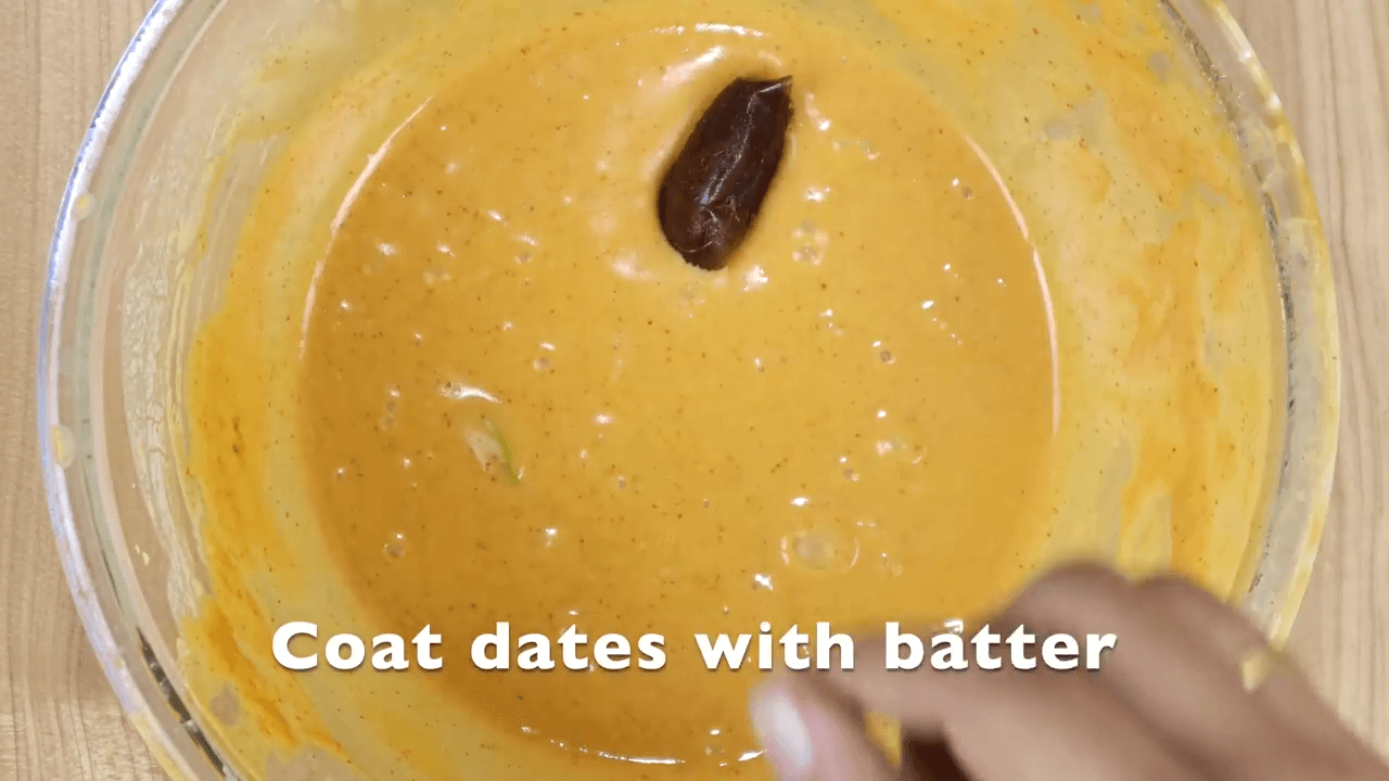 Date Fritters step-2