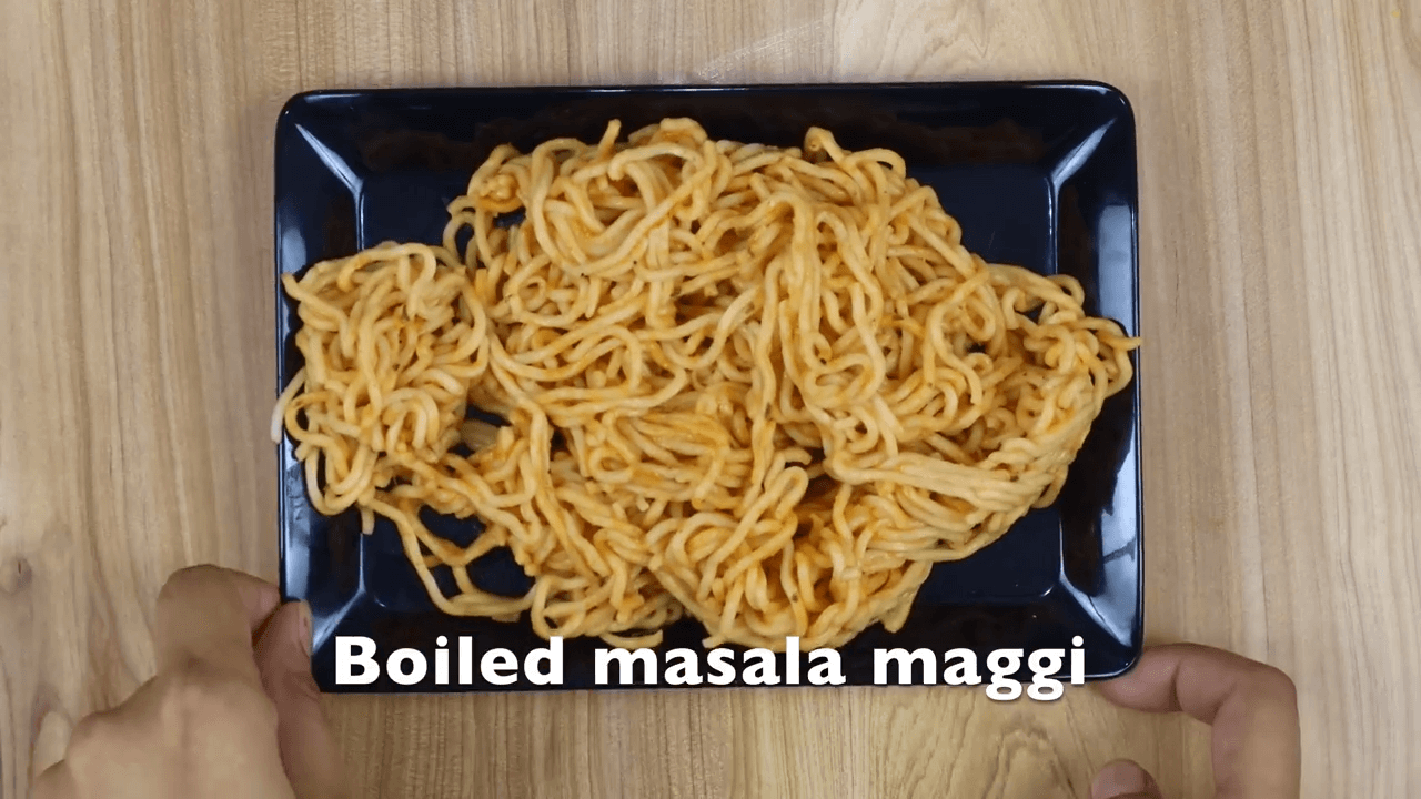 Maggi Fritters step-2