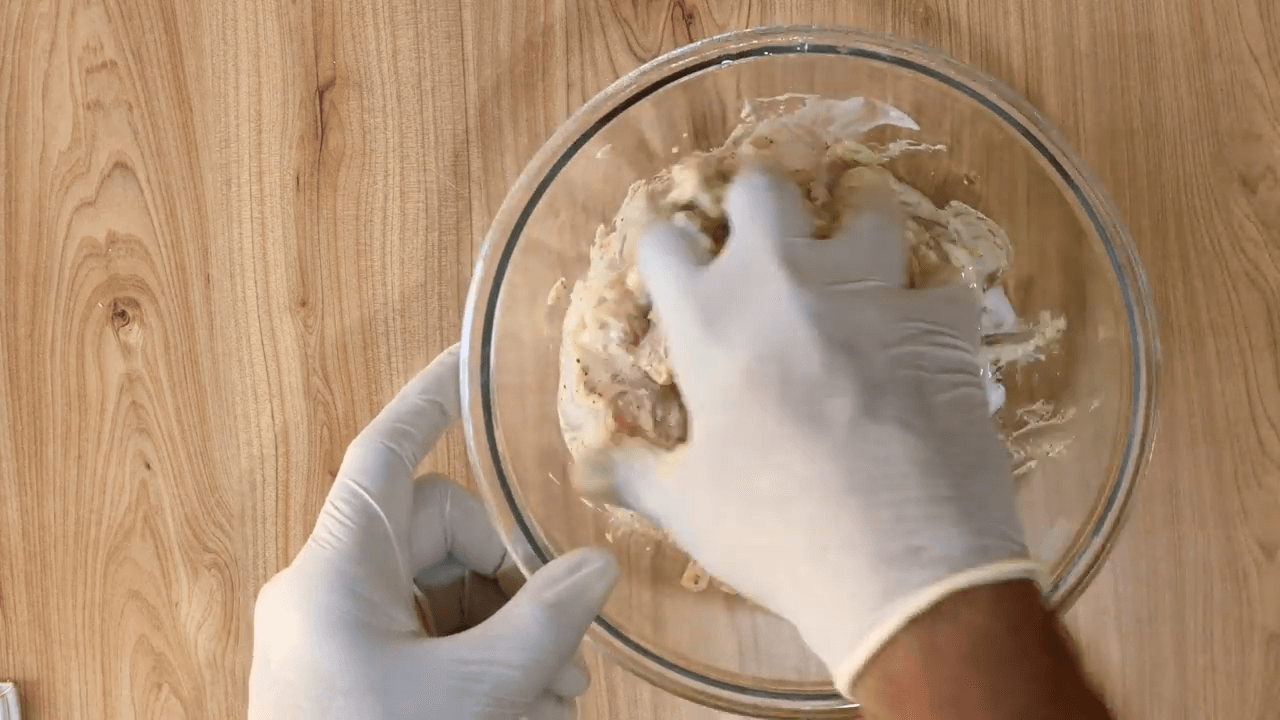 Malai Chicken Tikka step-2