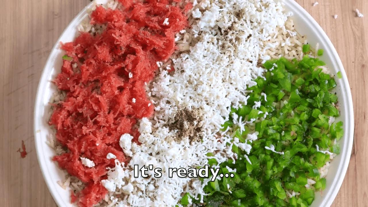 Tiranga Rice step-3