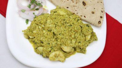 egg ravaiya curry