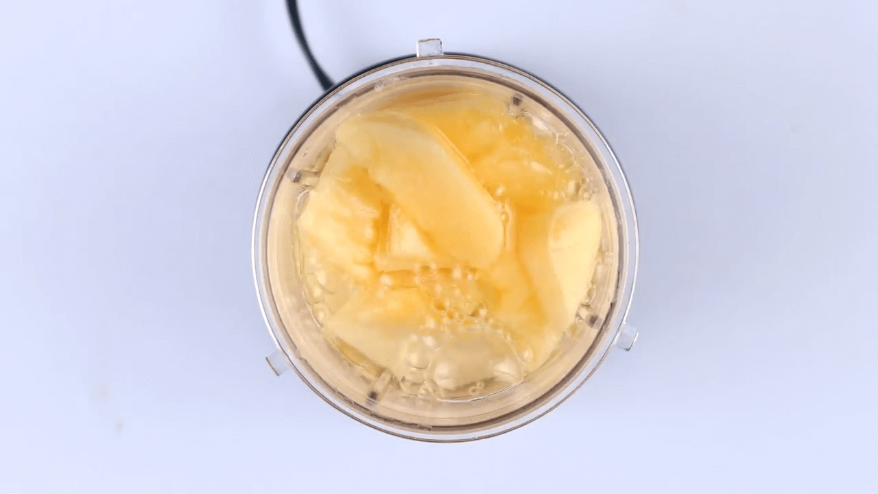Musk Melon Juice step-1
