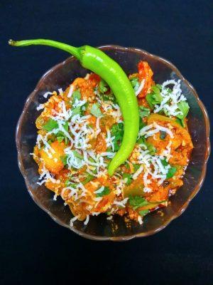 veg-makhanwala