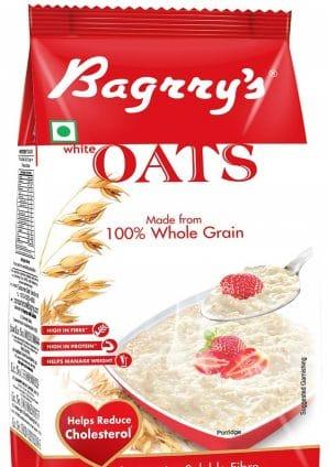 Bagrrys oats