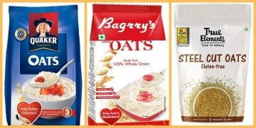 Best Oats in India - Oats Buying Guide