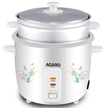 agaro supreme pro electric rice cooker