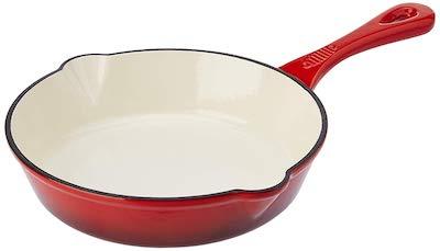 amazon solimo cast iron fry pan