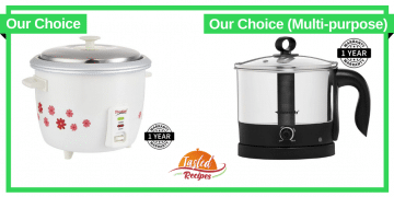 Best Electric Rice Cooker in India